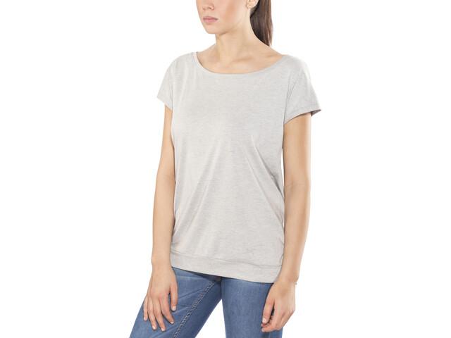 Arc'teryx Ardena T-shirt zippé Femme, athena grey